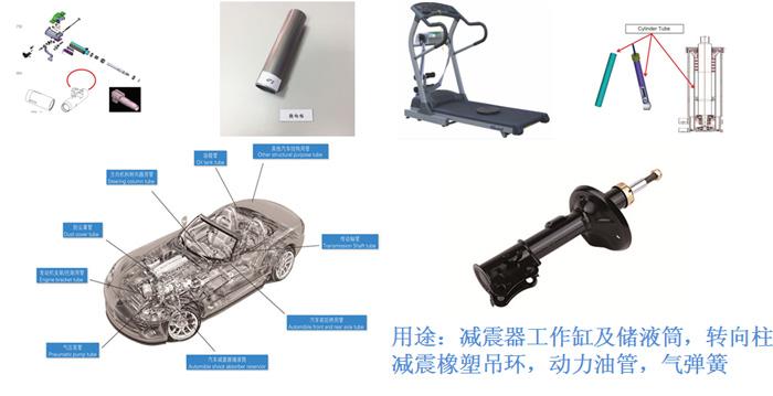 焊管精密管用途