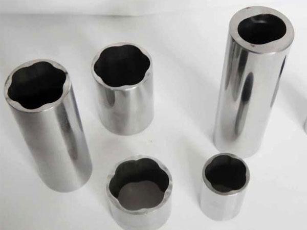 特殊形狀內孔精密鋼管定制